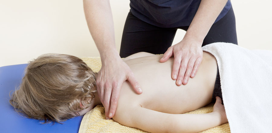 Massage For Young Children And Active Youth